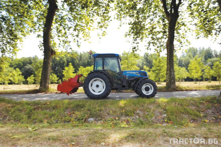 Трактори New Holland Т F/N/V 9 - Трактор БГ