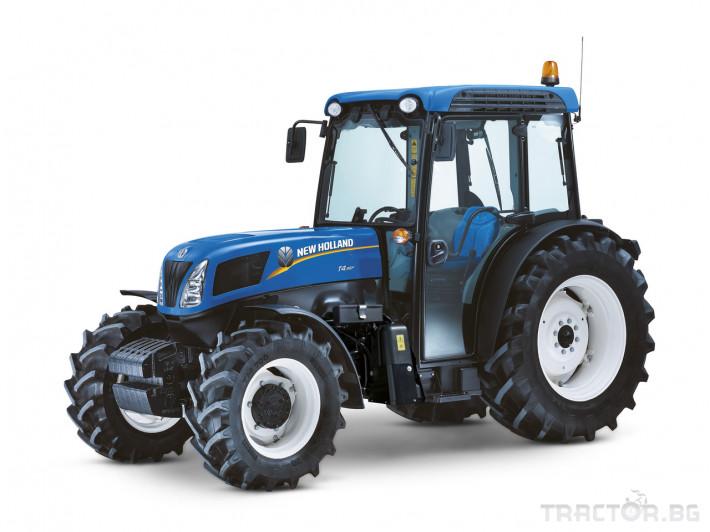 Трактори New Holland Т F/N/V 1 - Трактор БГ