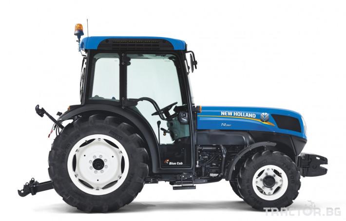 Трактори New Holland Т F/N/V 2 - Трактор БГ