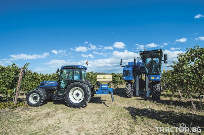 Трактори New Holland Т F/N/V 13 - Трактор БГ