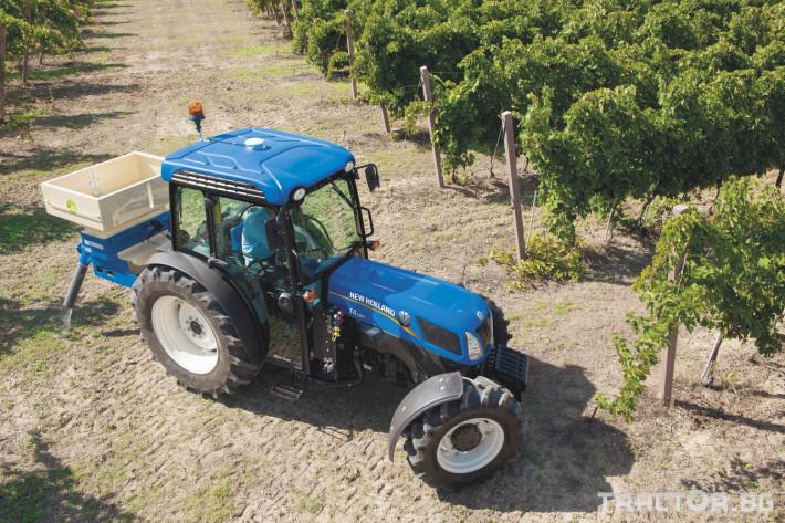 Трактори New Holland Т F/N/V 12 - Трактор БГ
