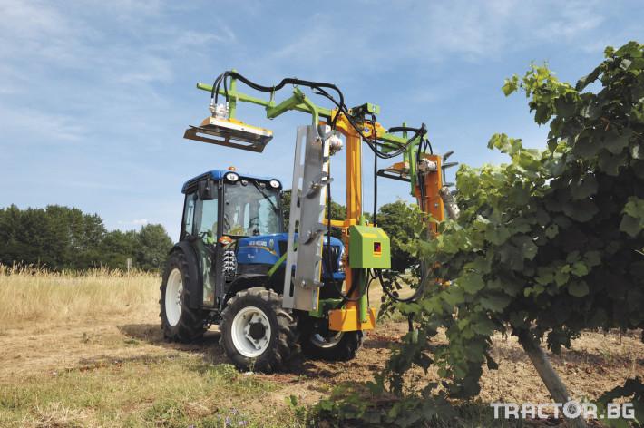 Трактори New Holland Т F/N/V 14 - Трактор БГ