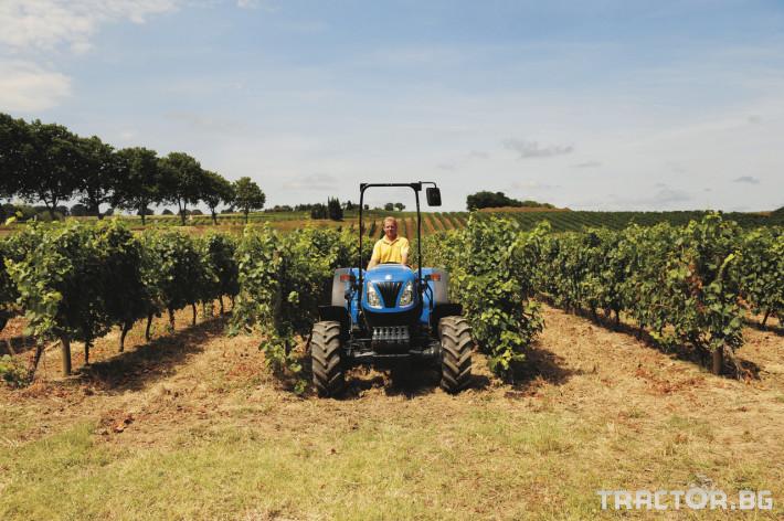 Трактори New Holland Т F/N/V 16 - Трактор БГ