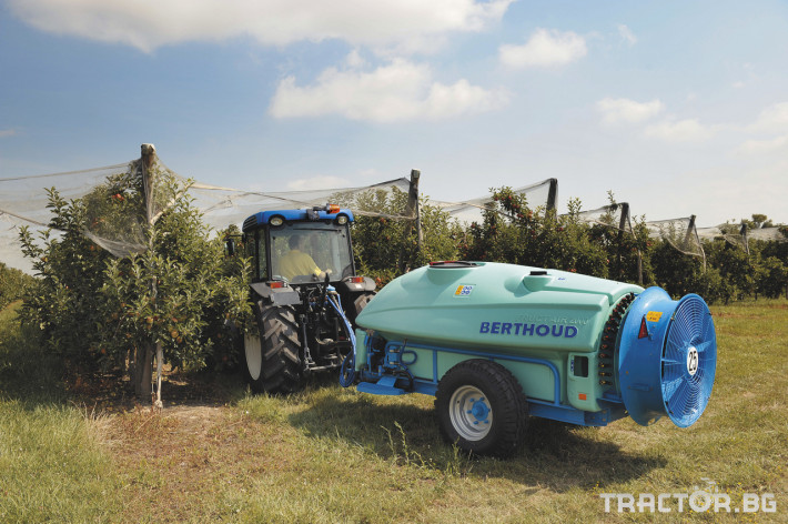 Трактори New Holland Т F/N/V 10 - Трактор БГ