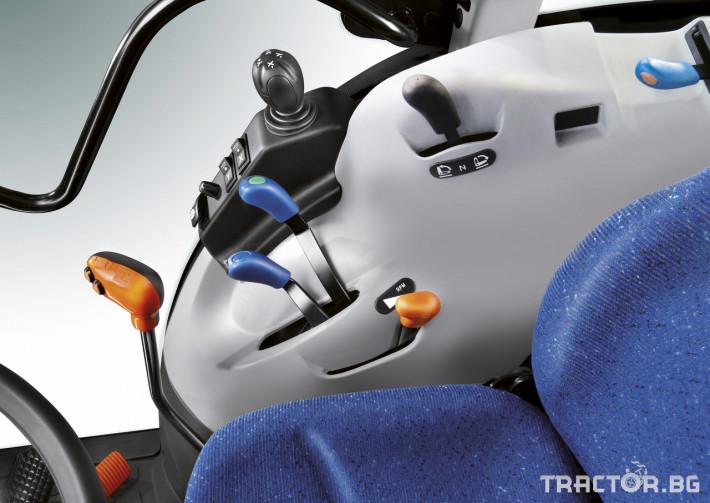 Трактори New Holland Т F/N/V 7 - Трактор БГ