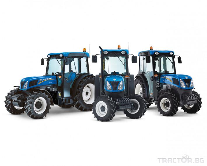 Трактори New Holland Т F/N/V 0 - Трактор БГ