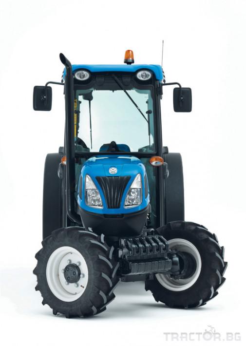 Трактори New Holland Т F/N/V 4 - Трактор БГ