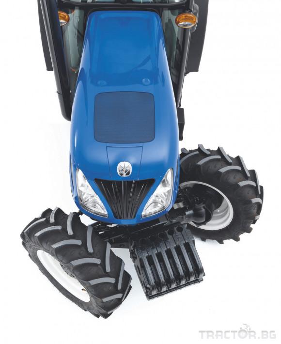 Трактори New Holland Т F/N/V 3 - Трактор БГ