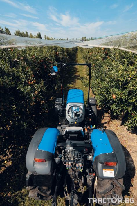 Трактори New Holland Т F/N/V 17 - Трактор БГ