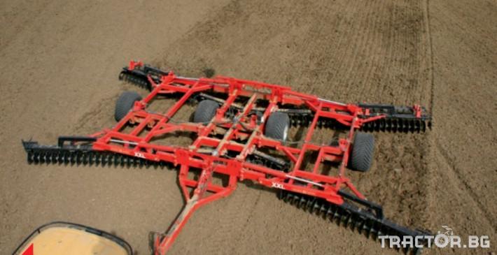 Брани Дискова брана Gregoire Besson XL, х-образна 1 - Трактор БГ