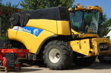 New-Holland CR 9090 Двуроторен комбайн
