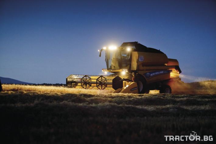 Комбайни New Holland TC 21 - Трактор БГ