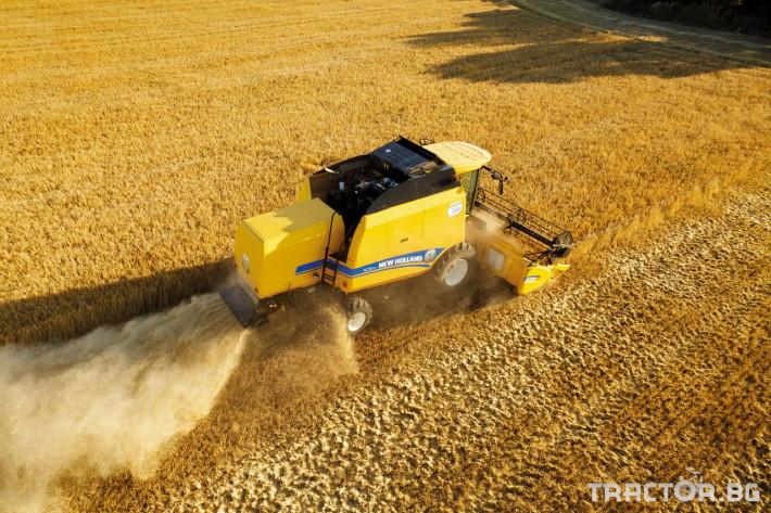 Комбайни New Holland TC 23 - Трактор БГ
