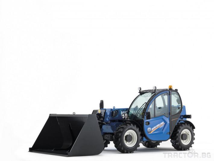 Телескопични товарачи NEW HOLLAND LM 1 - Трактор БГ