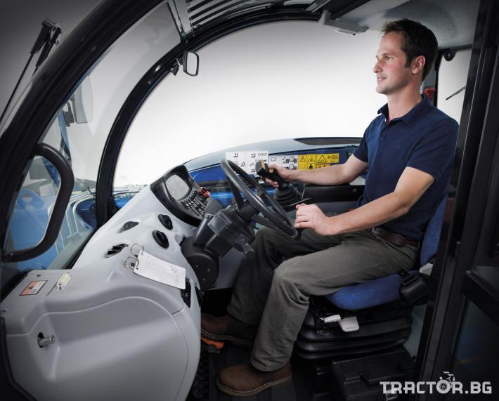 Телескопични товарачи NEW HOLLAND LM 14 - Трактор БГ