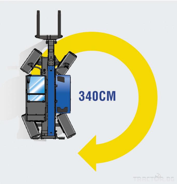 Телескопични товарачи NEW HOLLAND LM 9 - Трактор БГ