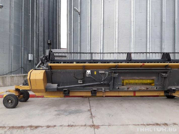 Комбайни Challenger CH654B 12 - Трактор БГ