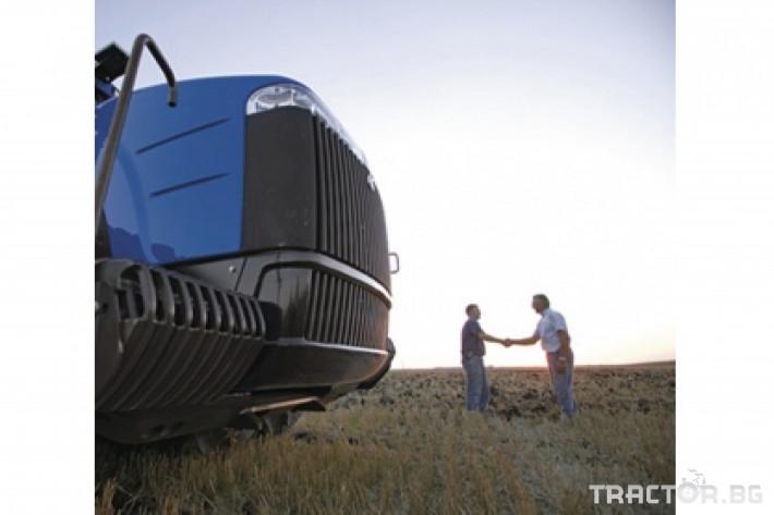 Сервиз на комбайни СЕРВИЗ NEW HOLLAND 1 - Трактор БГ