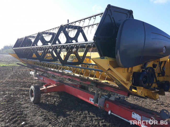 Хедери за жътва Хедер за ориз New Holland 6. 10м RICE НСАР 1 - Трактор БГ