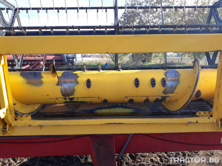 Хедери за жътва Хедер за ориз New Holland 6. 10м RICE НСАР 2 - Трактор БГ