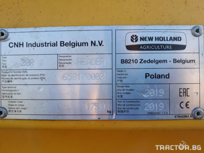 Хедери за жътва Хедер за ориз New Holland 6. 10м RICE НСАР 3 - Трактор БГ