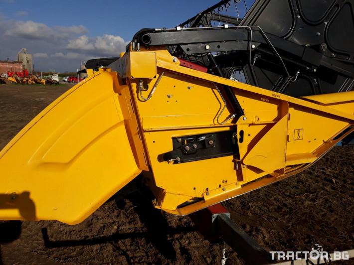 Хедери за жътва Хедер за ориз New Holland 6. 10м RICE НСАР 4 - Трактор БГ