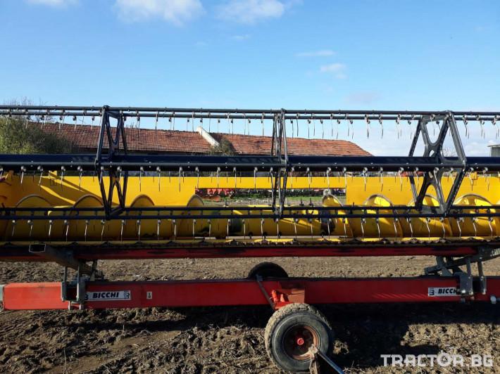Хедери за жътва Хедер за ориз New Holland 6. 10м RICE НСАР 5 - Трактор БГ
