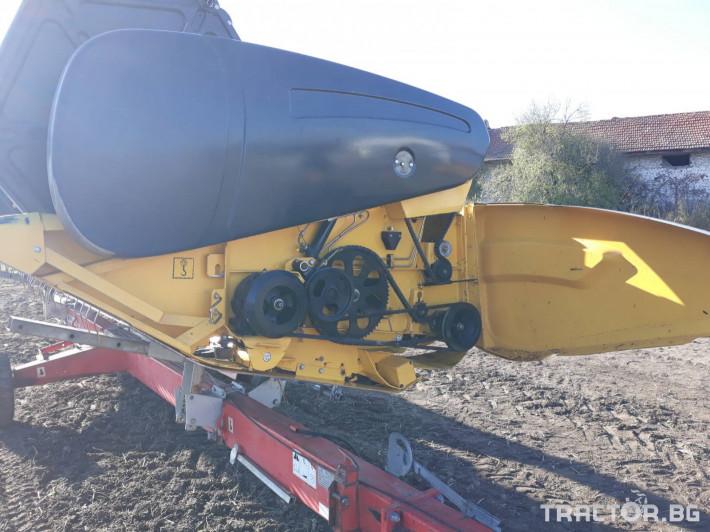 Хедери за жътва Хедер за ориз New Holland 6. 10м RICE НСАР 8 - Трактор БГ
